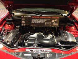 Photo of Bama's Engine Compartment, a top pick at Holley's LS Fest