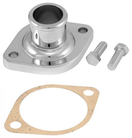 Spectre Performance 4704 Chrome Alternator Bracket Set for Small Block Chrysler 318-340-360