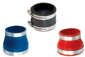 Couplers Reducers PVC