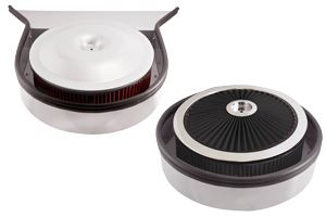 Cowl Air Cleaners