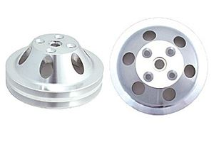 chevrolet pulley