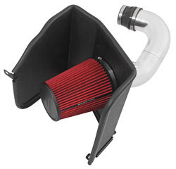 The Spectre 9030 includes the HPR9891 air filter, aluminum tube, and powder-coated heat shield.