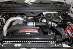 The Spectre 9973K Air Intake is designed to replace the factory air intake and air filter.