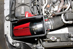 Save time & money on Ford SuperDuty maintenance with a Spectre 9979 Intake