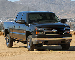 2004 and 2005 Chevrolet Silverado and GMC Sierra 2500 / 3500 HD with LLY Duramax 6.6-liter Diesel V8 engines can boost power for towing or every day driving