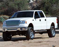 2004, 2005, 2006, 2007, and 2008 Ford F150 5.4L V8 model pickup trucks, can enhance horsepower and torque for towing or every day driving with a Spectre Performance intake