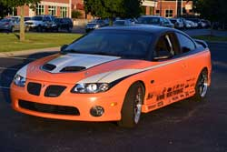 Wally Olczak's 2006 Pontiac GTO