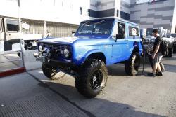 Custom off-road ready Ford Bronco