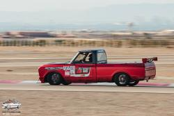 Mike Morrow in the C10R on the Road Course
