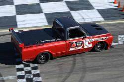 C10R at the Powerstop Speed Stop Challenge in the Bull Ring