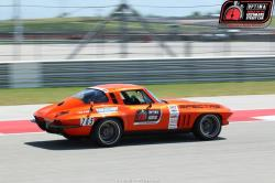 Photo of SCAR on course at Circuit of the America's