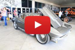 Click the video link to hear why the builder of this beautiful Corvette did such an atrocity